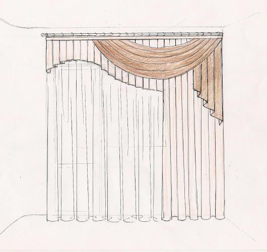 Вязание ажурного рисунка спицами для девочек 175