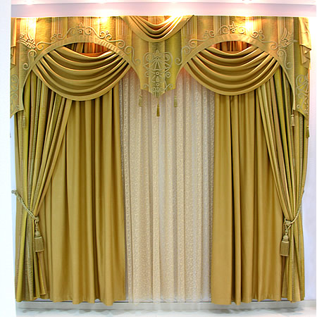 Сшить шторы для зала своими руками выкройки