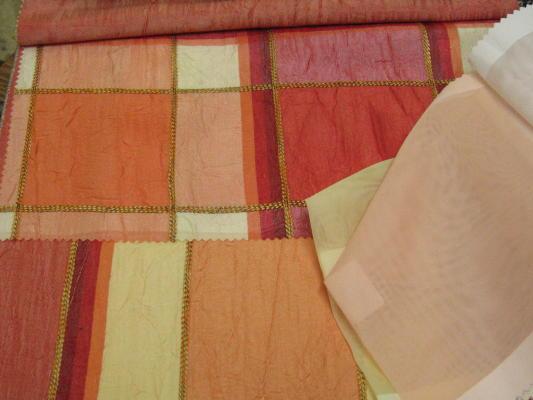 Для интерьера из ткани